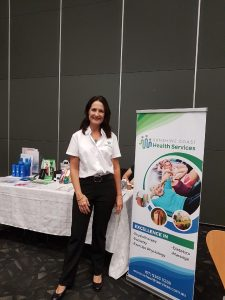 glowing health event, Angela Fenton, women's health, sunshine coast university, innovation centre, Inspired 4 Health, wellness event, hormone, integrative doctor, practitioner, wellness advocat